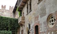 Julias Balkon in Verona
