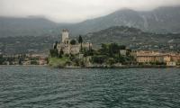 Die Schiffahrt von Malcesine nach Riva del Garda